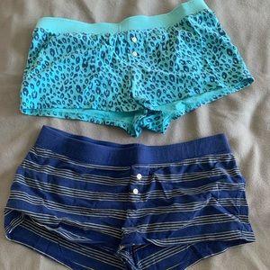 Pajama shorts (set of 2)